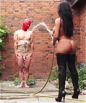 India Amazona - Water Punishment