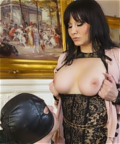The Majestic Queen herself Maitresse Madeline Marlowe is back at work training her pathetic slaves.