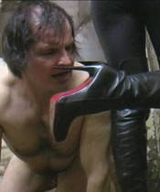 Sadism In The Cellar. Part Three