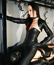 Bound and Smothered