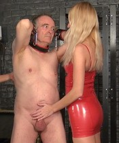 Ari the Ballbusting Slave