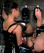 Mistress Kawa Anal Play