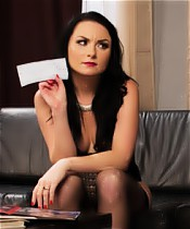 Financial Domina Abuses Her Pathetic Husband