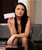Financial Domina Abuses Her Pathetic Husband