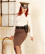 The British Institution - Mistress Rebekka Raynor