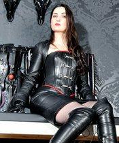 Leather Goddess