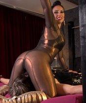 Mistress Ezadas Face Sitting Slut